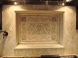 kitchen backsplash medallions impressive 40 traditional kitchen backsplash design decoration of