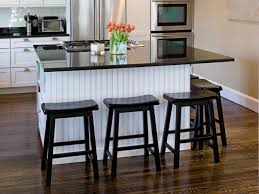 kitchen island with granite top and breakfast bar outofhome