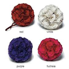 floral pomander balls decoration decorations and supplies