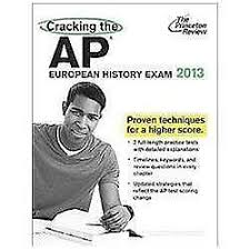 cracking the ap european history 2018 edition proven techniques to help you score a 5 college test preparation ap european history books ebay