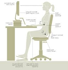 ergonomic office chair desk ergonomic desk setup regarding good