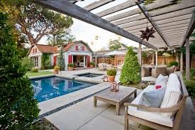 poolhouse shingle style barn and poolhouse in pasadena james v coane
