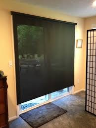 Shade For Patio Door Sun Shade For Sliding Glass Door Thefunkypixel