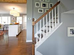 Entryway Painting Ideas Model Staircase Literarywondrous How To Paint Staircase Wall