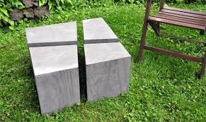 concrete and wood coffee table hand crafted fragmented concrete coffee table wood grain