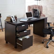 Computer Desk With Filing Drawer Latitude Run Maxwell File Cabinet Computer Desk Reviews Wayfair