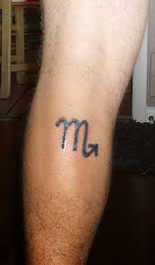 tattoos zodiac scorpio symbol scorpio tattoos