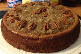 german chocolate cheesecake cooking with jim