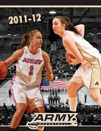 2011 12 army women u0027s basketball guide by army west point athletics