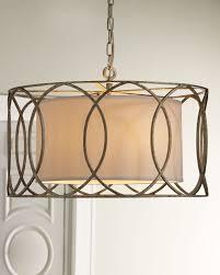 Sausalito 5 Light Pendant Light Gold Neiman Marcus For The Home