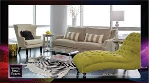 Loveseats For Small Spaces Modern Loveseat Youtube