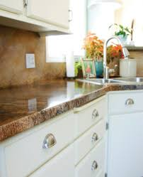 Ideas To Update Kitchen Cabinets How To Update Old Kitchen Cabinets Melamine Cabinet Within