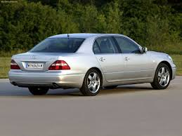 lexus ls430 pictures posters news and videos on your pursuit
