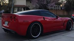 corvette aftermarket the offical c6 base narrow aftermarket wheels