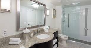 Bedroom Bathroom Miami Vacation Hilton Grand Vacations Suites South Beach Hotel