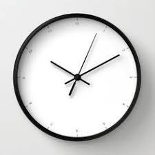 minimalist clocks by leff amsterdam minimalist clocks