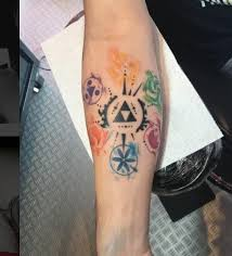 50 legend of zelda tattoos for men and women 2017 page 2 of 5