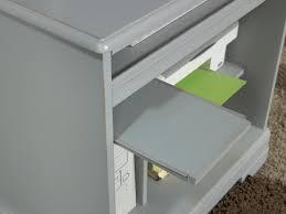 bureau gris laqué bureau informatique en merisier de style louis philippe laqué gris
