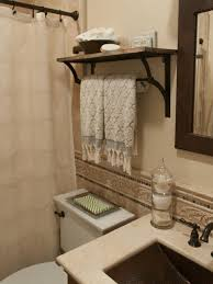 towel designs for the bathroom rooms viewer hgtv