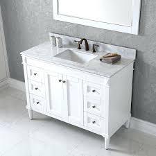 Savannah Vanity 60 Bathroom Vanity With One Sink Full Size Of Sink