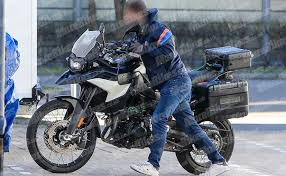 bmw f motorcycle 2018 bmw f 900 gs production model spotted ndtv carandbike