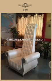 Leather High Back Armchair High Back Chair White Leather Sofa Chair Living Room Furniture
