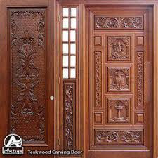 wood carving images teak wood carving door at rs 850 square teak wood carving
