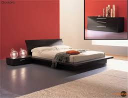 Black Zen Platform Bedroom Set The Good Sides Of Platform Beds La Furniture Blog