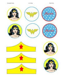 woman batman logos