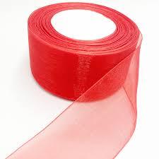 organza ribbon wholesale 10 yards lot 2 50mm organza ribbons wholesale gift