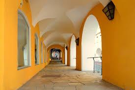 desain warna gapura gambar pejalan kaki arsitektur bangunan tua lengkungan kanopi