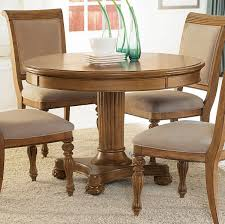 Elegant Dining Room Tables Dining Spiffy Round Pedestal Dining Table For Dining Room Design