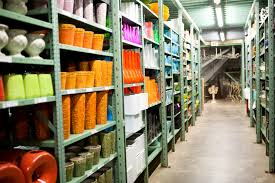 linen rental companies function a warehouse filled with party props event decor