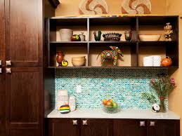 Green Tile Kitchen Backsplash by Painting Kitchen Backsplashes Pictures U0026 Ideas From Hgtv Hgtv