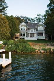 Lakefront Home Floor Plans Lakefront Home By Visbeen Architects Time To Build