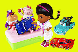 doc mcstuffins playhouse doc mcstuffins clinic playhouse with disney cars doctor mater and