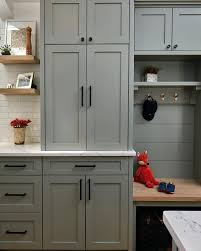 how to paint cabinets with farrow and pin on kitchen