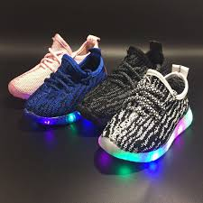shoes that light up on the bottom nike online shop 2018 1 to 3 years old led light up children casual shoes