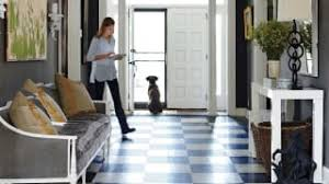 Best Flooring For Kitchens by Best Kitchen Floors That Stand Floor Traffic Consumer Reports