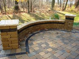Backyard Stamped Concrete Patio Ideas by Thornbury Unilock Com Sierra Things For The House Pinterest