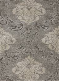 Textured Rugs Encore En 03 Hm Smoke Beige Shag Rug From The Botanical Rugs