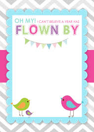 birthday invitation templates kids birthday invitations template