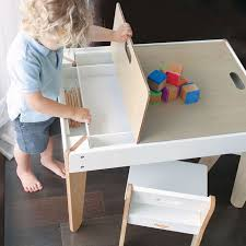 kids table with storage 57 kids play tables and chairs otto children 039 s play table and