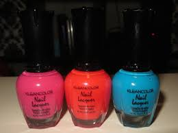 kleancolor nail polish review not another cover