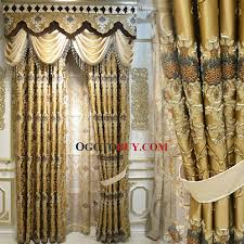 Gold Color Curtains Gold Color Curtains And Luxury Gold Color Cottonpoly Blend