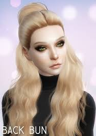 sims 3 custom content hair aveira sims 4 simpliciaty buns retexture sims 4 downloads