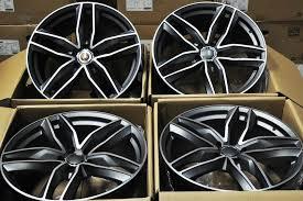 audi rs6 wheels 19 19 rs6 avant style wheels rims fit audi a4 a5 a6 a7 a8 s4 s5