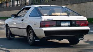 mitsubishi coupe 2000 file early mitsubishi starion turbo jpg wikimedia commons