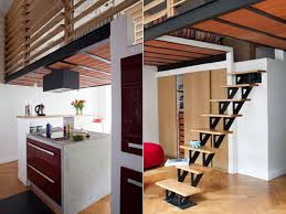 Interior Stairs Design In Duplex Apartments Very Stylish 50 Square Meter Family Duplex Apartment Square