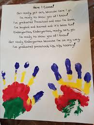 preschool graduation gift ideas pre k graduation poems
